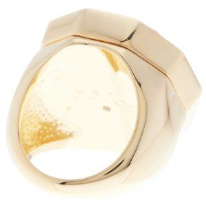 Trina Turk Jewelry - TRINA TURK Faceted Stone Cocktail Ring - Size 8